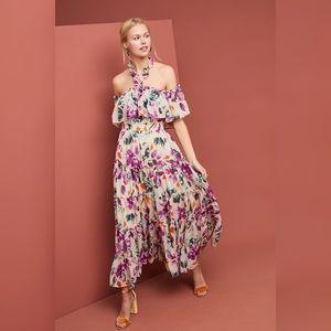 NWT MISA Los Angeles Mila Maxi Dress